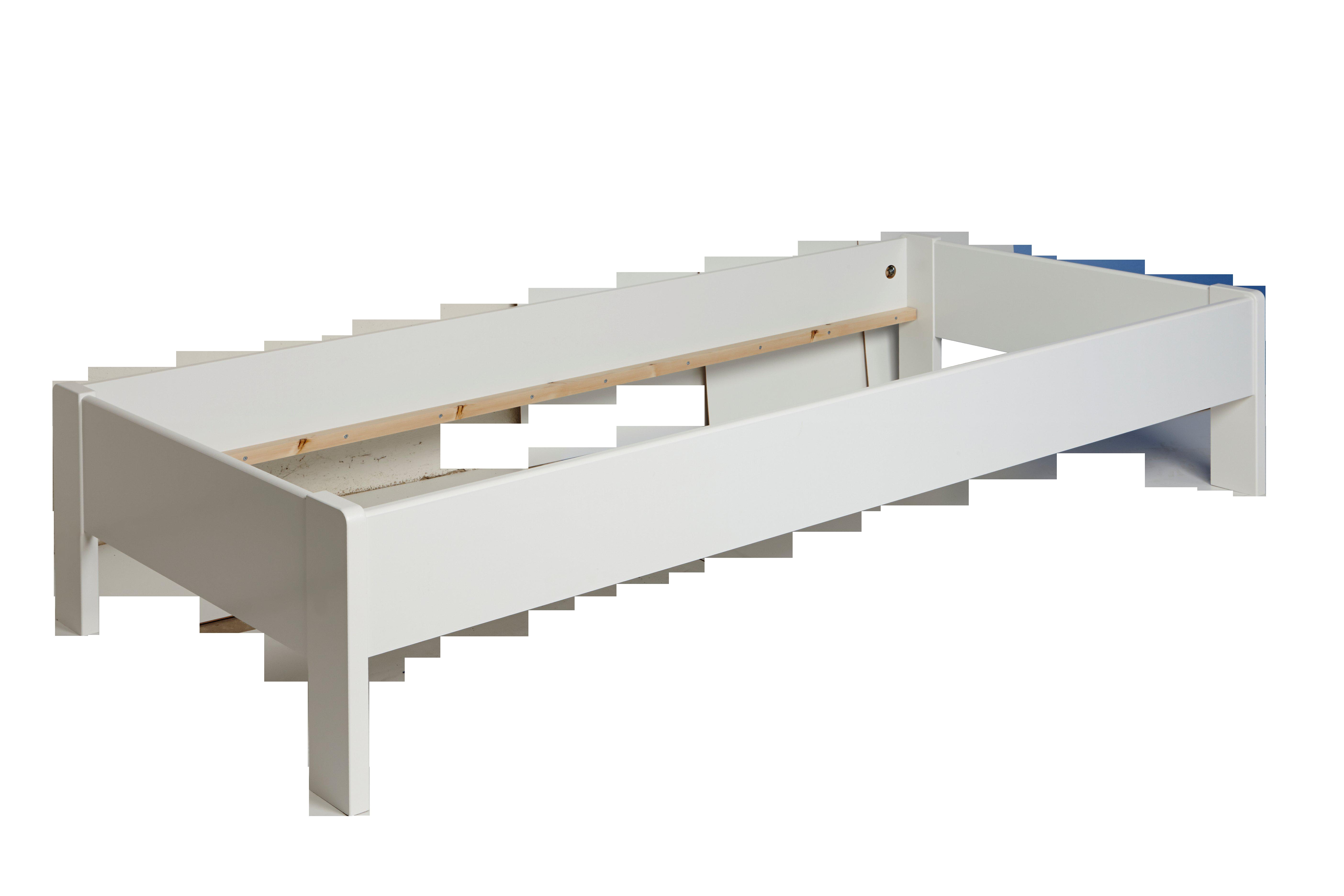 sengeramme 90x200 Bed Frame 420   Kaagaards Møbelfabrik A/S sengeramme 90x200