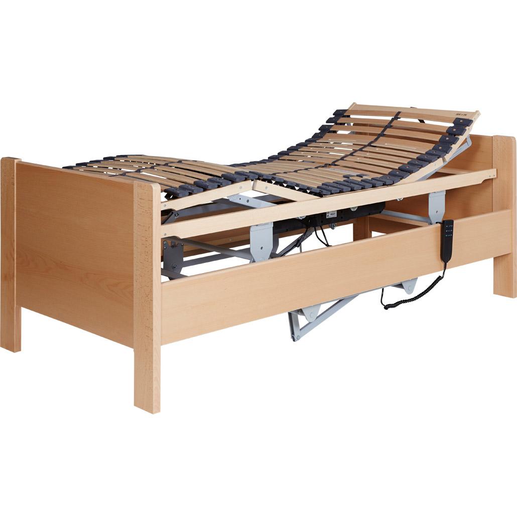 Bed log bedroom furniture rustic pine log canopy for Log canopy bed frames