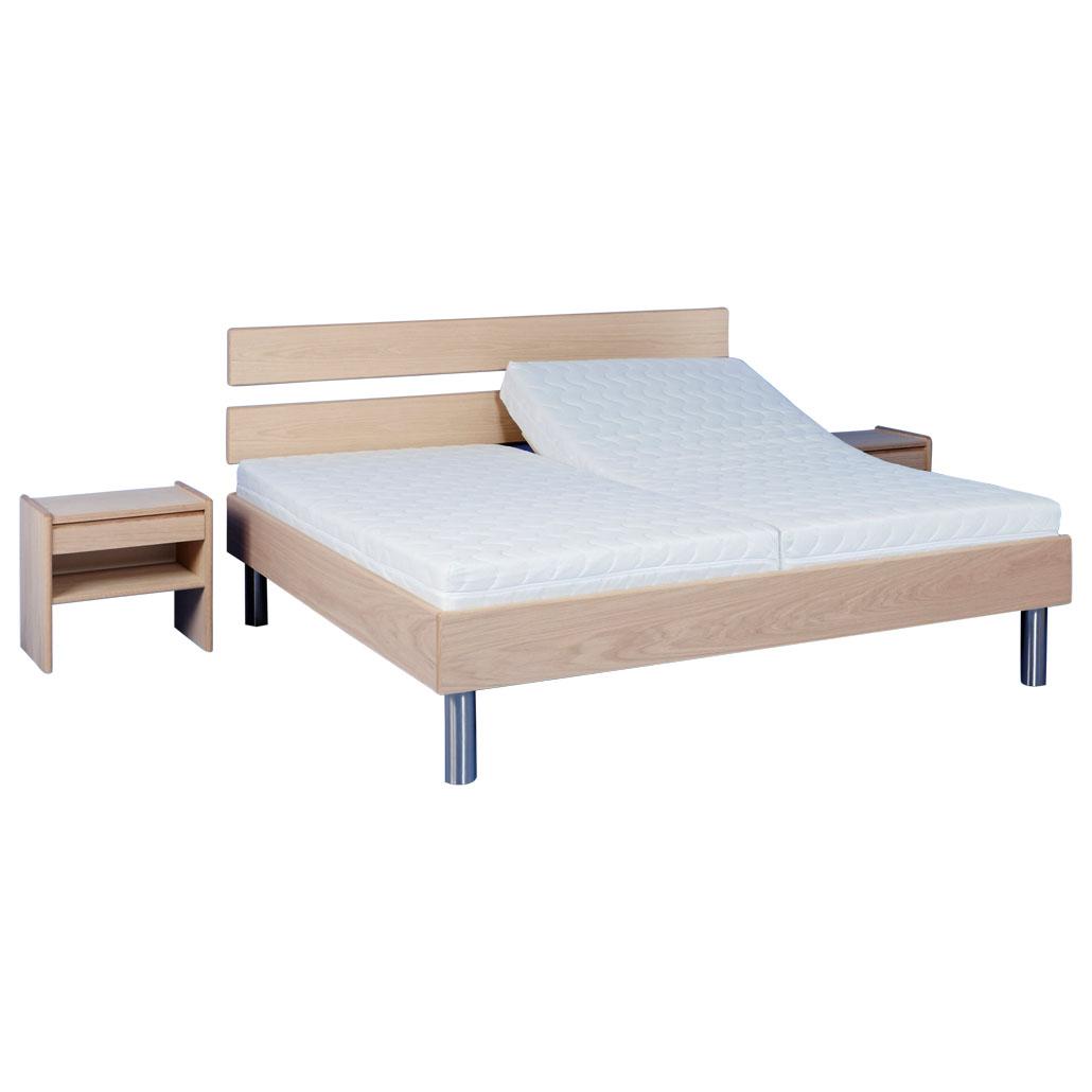 Tidssvarende Sengerammer, sengetøjsskuffer, madrasser, sengeborde - møbelfabrik YQ-29