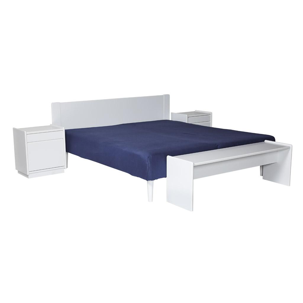 77bdc8ec Sengerammer, sengetøjsskuffer, madrasser, sengeborde - møbelfabrik